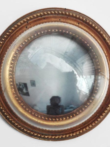 Irene Maria Di Palma - Autoritratto allo specchio